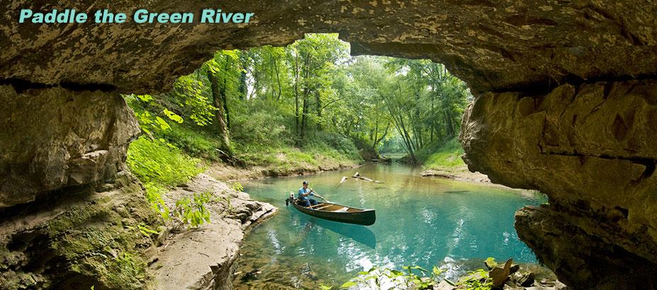 Cave City Kentucky Cave Tours